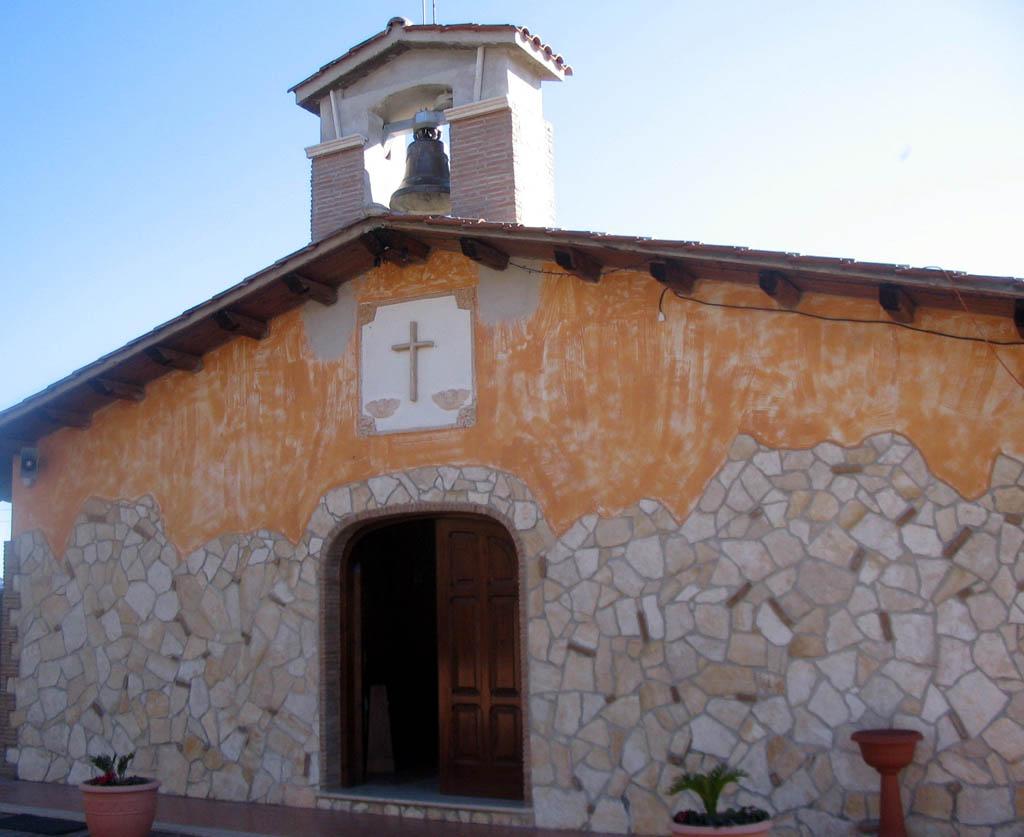 Pomezia Italy  city images : Chiesa parrocchiale di Torvaianica Alta Pomezia Visit Italy