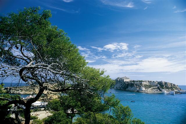 Visitare l 39 isola di san domino visit italy for Semplici paesaggi