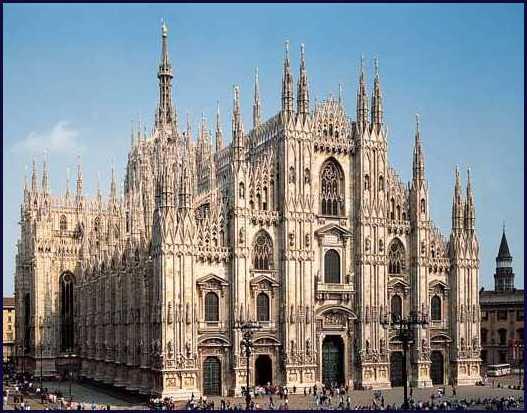 Milan tourism best of milan for Milan sites to see