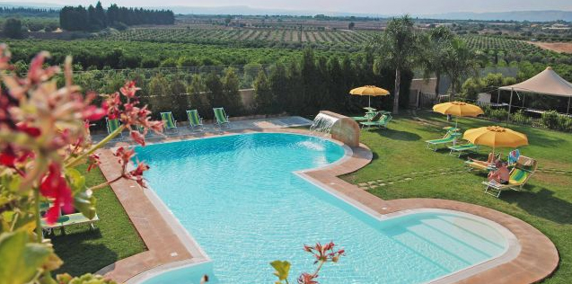 Hotel il podere visit italy for Hotel il parco siracusa