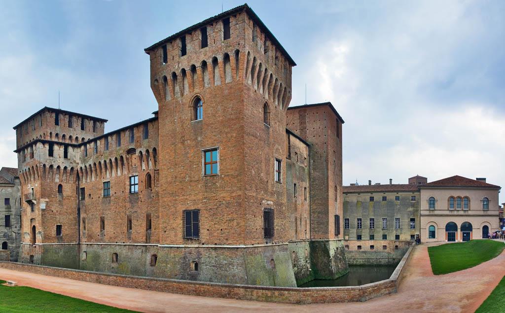 Vacanze provincia di mantova itinerari e guide provincia for Mantova palazzo ducale camera degli sposi