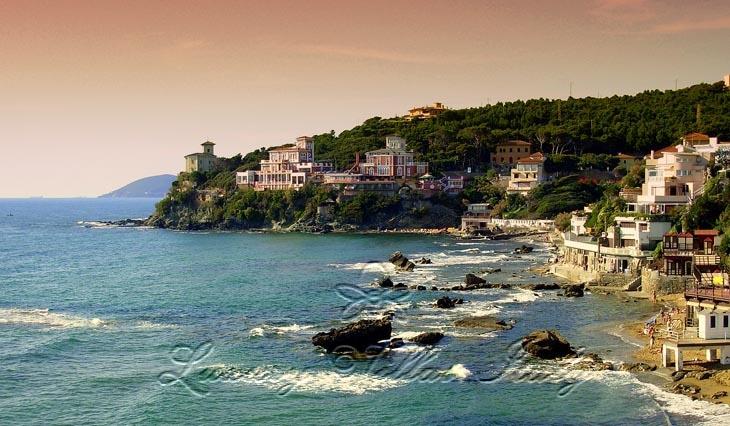 Hotel Etrusco Rio Marina Livorno