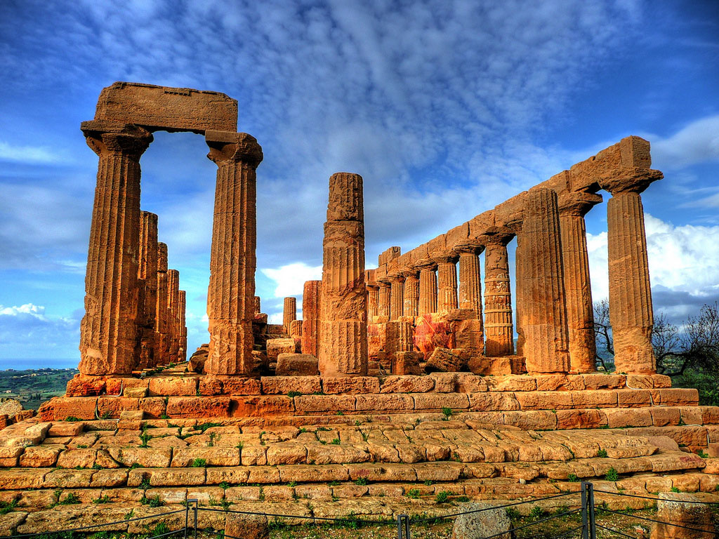 Agrigento Italy  city pictures gallery : Agrigento Tempio di Agrigento Agrigento Visit Italy