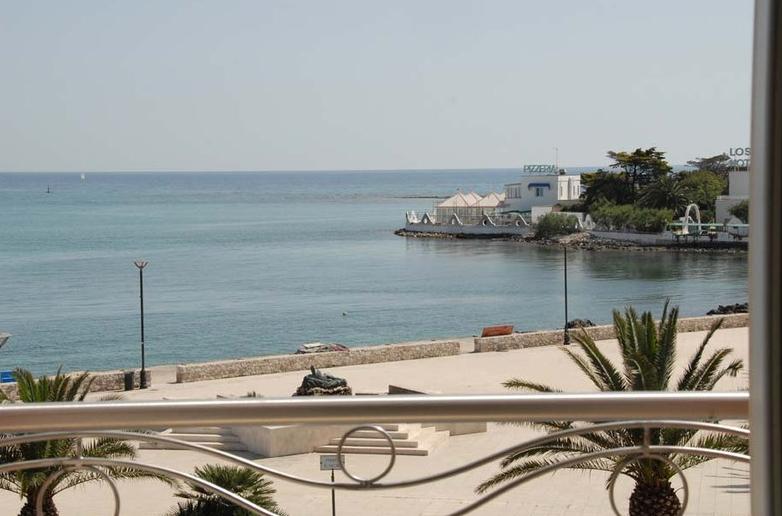 Hotel Bar Miramare - camere con terrazze vista mare - Porto Cesareo - Visit Italy