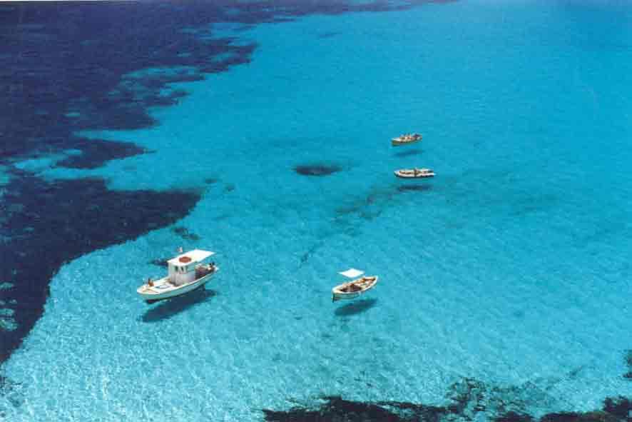 Lampedusa Italy  city photos gallery : Cala Pisana Lampedusa Visit Italy