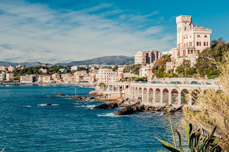 Genoa Italy Visit
