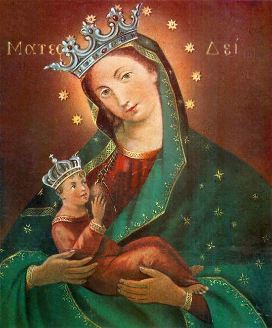 Madonna della Margana - Pantelleria - Visit Italy