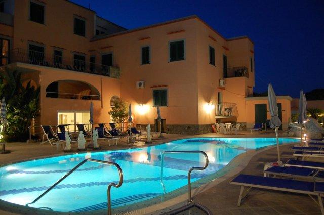 Hotel Rosaleo Casamicciola Ischia