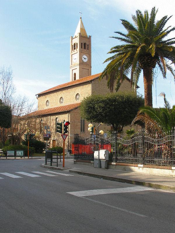 Chiesa Villa Rosa Martinsicuro