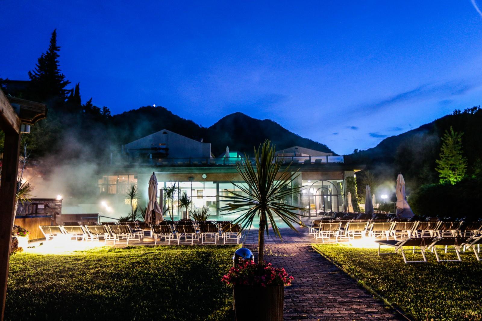 Roseo euroterme wellness resort un 39 oasi di pace a bagno di - Hotel roseo bagno di romagna ...