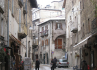 Alley and narrow streets