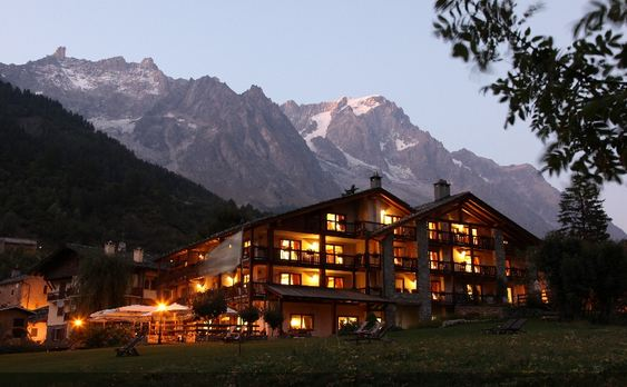 Entreves tourism best of entreves for Auberge de la maison courmayeur
