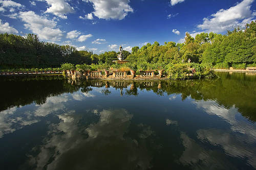 Florence, Boboli Gardens - Florence - Visit Italy
