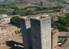 Tuscany - San Gimignano's open tower