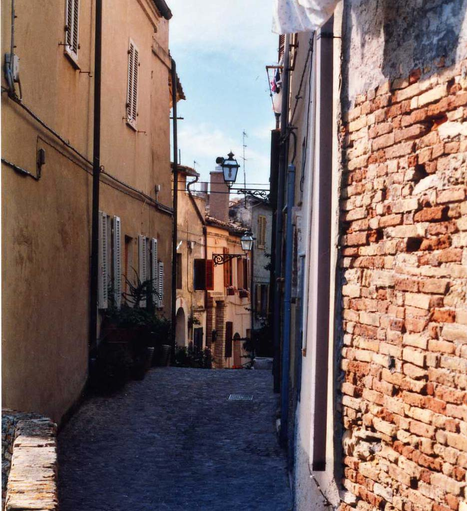 Grottammare Italy  city photos : Scorcio Grottammare Visit Italy