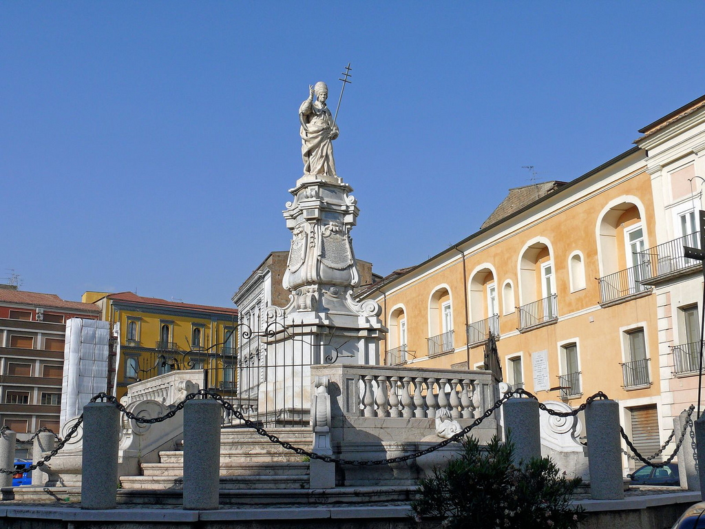 Tourist Attractions In Benevento Italy ~ Best italy map ideas on of