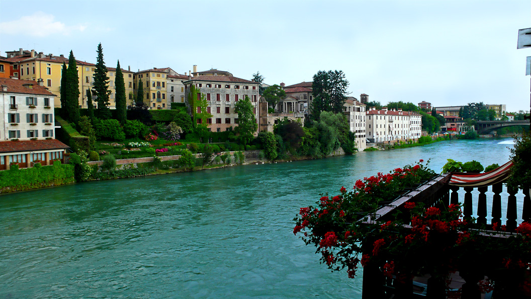 how to get to bassano del grappa