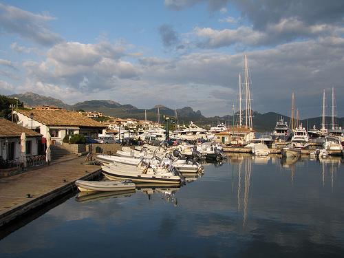Costa Smeralda - Porto Rotondo - Costa Smeralda - Visit Italy