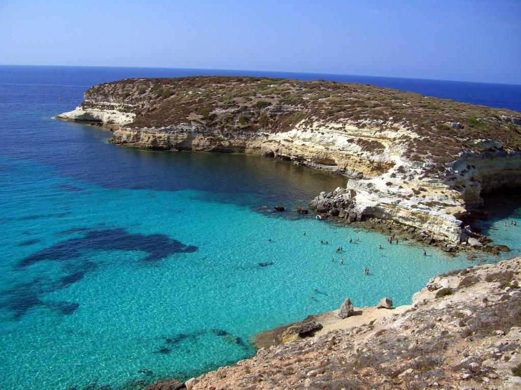 Matrimonio Spiaggia Lampedusa : Visitare l isola dei conigli visit italy