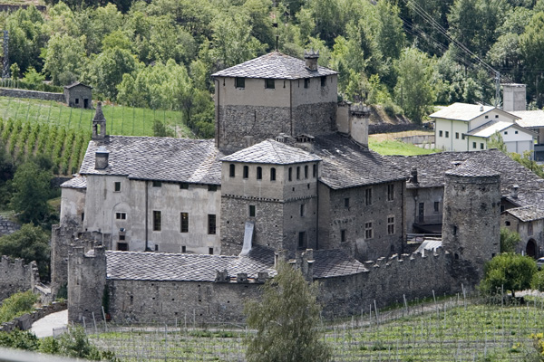 Castello Aosta - Mei Minazuki