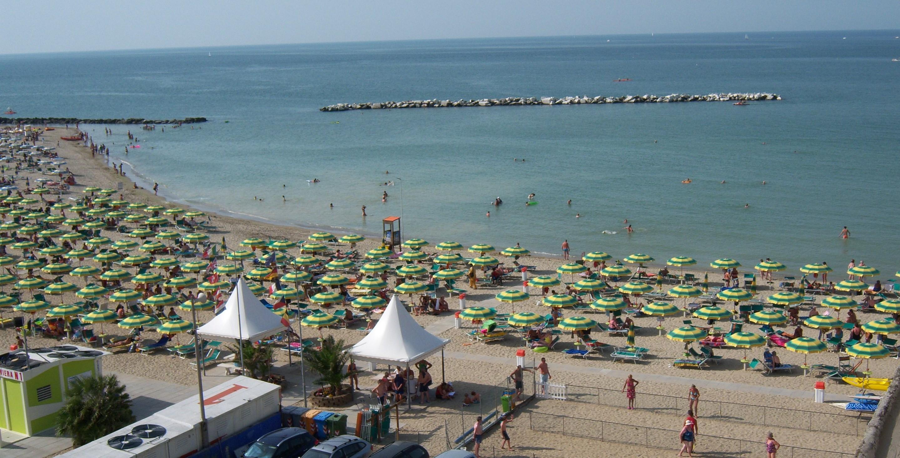 Hotel laika a rivabella di rimini relax e divertimento for Bagno 8 rivabella