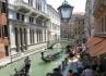 Venezia - Le gondole lungo il canale - Venezia - Visit Italy