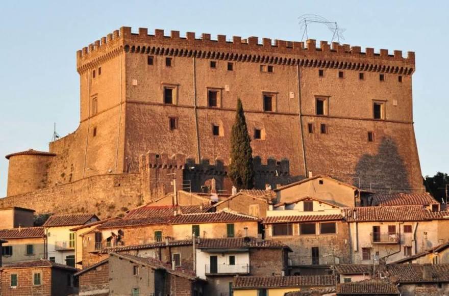 Castello Orsini Soriano Nel Cimino Visit Italy