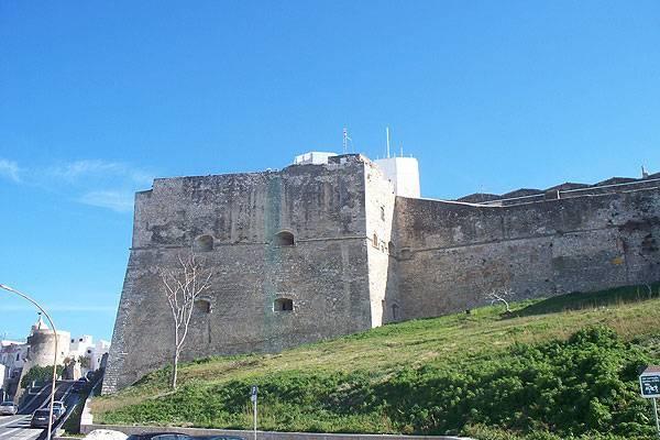Castello Di Vieste Vieste Visit Italy