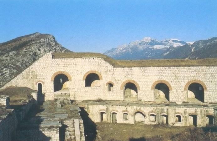 Forte San Marco Caprino Veronese Visit Italy