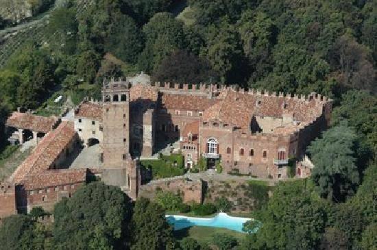 castello di camino camino