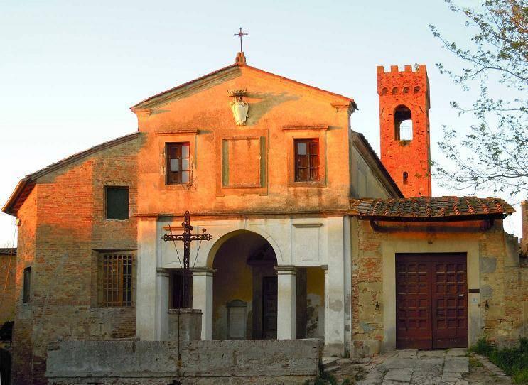 Castello Montebicchieri San Miniato Visit Italy