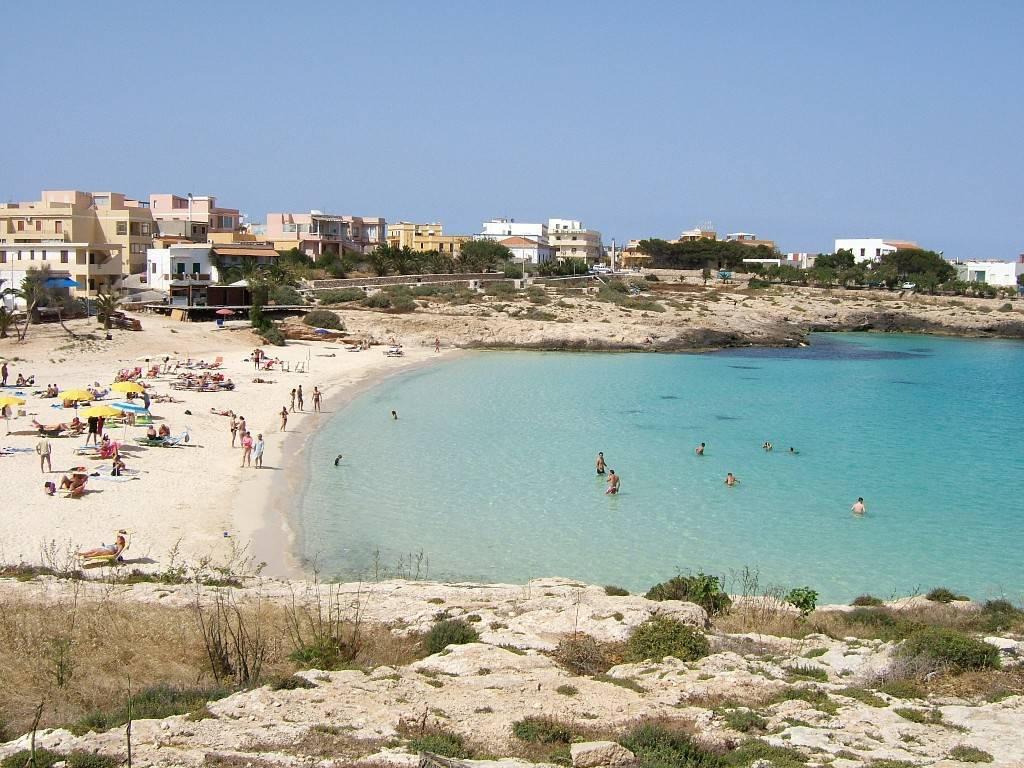 Cala Guitgia Lampedusa Visit Italy