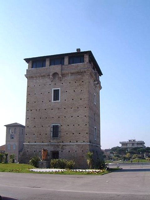 Cervia Italy  City pictures : Torre di San Michele Biblioteca Cervia Visit Italy