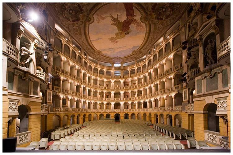 Teatro Fraschini Pavia Visit Italy