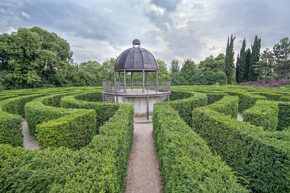 Parco giardino sigurt valeggio sul mincio visit italy for Giardino labirinto