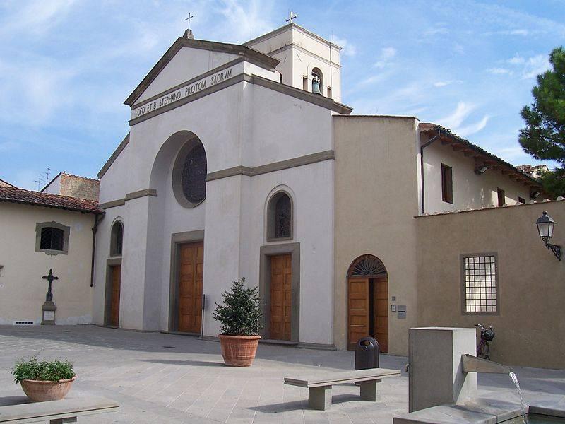 Pieve Santo Stefano Italy  city images : Pieve di Santo Stefano Campi Bisenzio Visit Italy