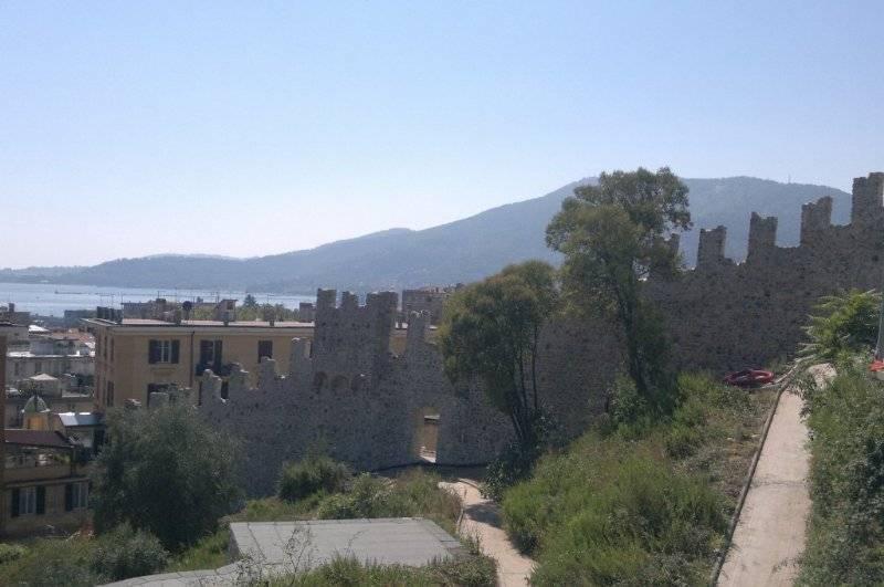 Mura Trecentesche La Spezia Visit Italy