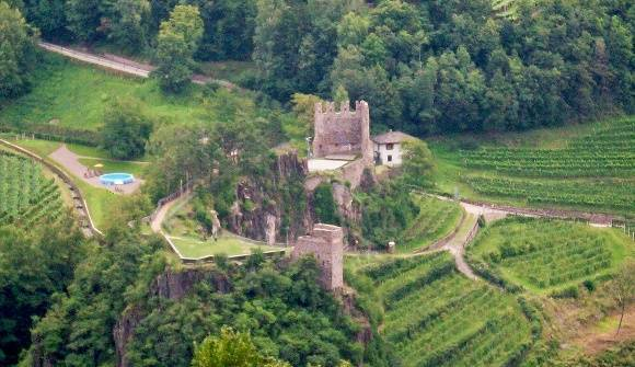 Segonzano Italy  city pictures gallery : Castello di Segonzano Segonzano Visit Italy