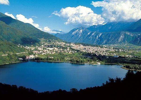 Lago Di Levico Levico Terme Visit Italy