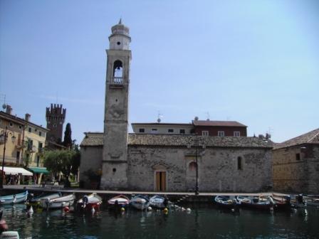 Chiesa Di San Nicolo 39 Lazise Visit Italy