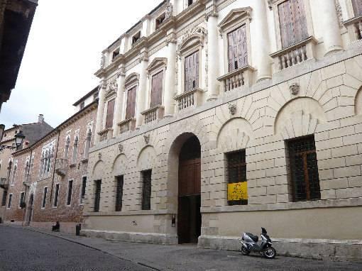 Palazzo Iseppo Da Porto Vicenza Visit Italy
