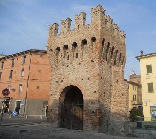 Foto imola immagini imola visit italy - Porta montanara imola ...