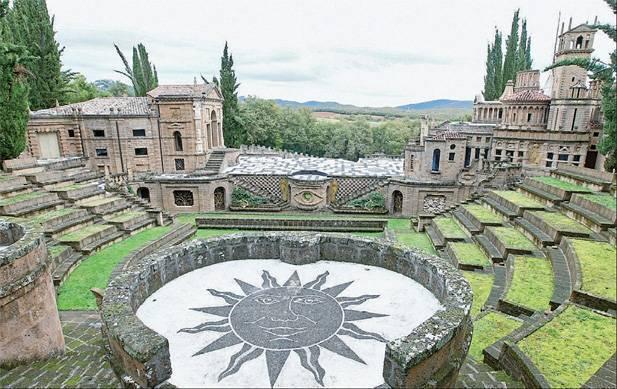 San Venanzo Italy  city photo : La Scarzuola San Venanzo | Visit Italy