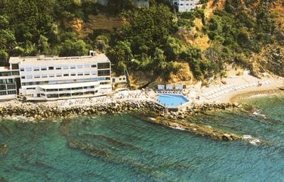 Hotel Le Rocce Del Capo -Ospedaletti (IM)