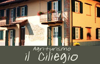 Agriturismo Il Ciliegio -Treiso (CN)