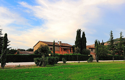 Country House Tre Nodi -Assisi (PG)