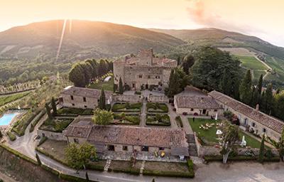 Castello Di Meleto -Gaiole In Chianti (SI)