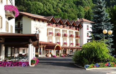 Hotel Salvadori -Mezzana In Val Di Sole (TN)