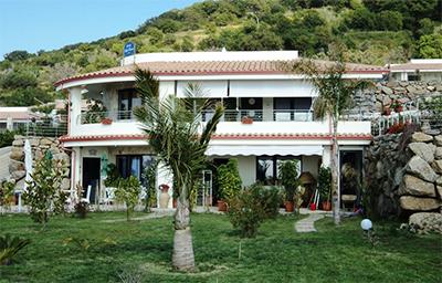 Villa Pimms -Zambrone (VV)