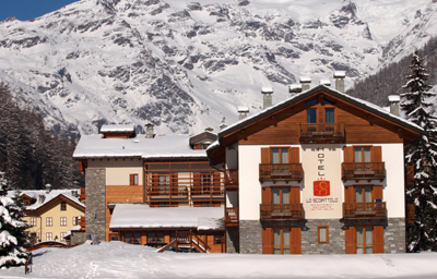 Hotel Lo Scoiattolo -Gressoney La Trinite' (AO)